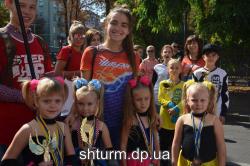 Тренер Пантелей Дарья Дмитриевна - Днепр, Эстрадные танцы