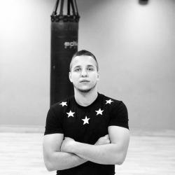Тренер Сиволоб Иван Сергеевич - Днепр, Бокс