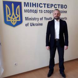 Тренер Поляков Геннадий - Днепр, Бокс