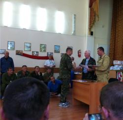 Тренер Дешко Павел Николаевич - Днепр, Самооборона