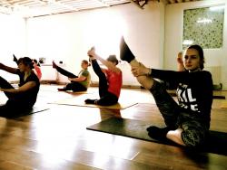 Тренер Ким Лина Игоревна - Днепр, Stretching